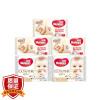 Huggies детские подгузники S 2* 3 шт.+ (Huggies) мягкие бумажные салфетки 10 * 2 шт. салфетки duni салфетки duni комплект 2 шт