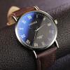 YAZOLE 2017 Мужские часы Лучшие знаменитые бренды Роскошные случайные кварцевые часы Мужские наручные часы Мужские часы для мужчин бренды