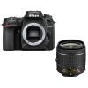 Nikon (Nikon) D7500 SLR комплект (AF-P DX Nikkor 18-55mm F / 3.5-5.6G VR) Black цифровая фотокамера nikon d5600 kit 18 55 af p dx g vr vba500k001