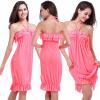 2017 Желтое длинное платье длиной до пола Длинные сарафаны с плеча пляжа Длинные шифон платья Сарафан Розовый шифон платье желтое платье