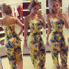 CANIS @ New Sexy Women Backless Party Jumpsuit Playsuit Bodycon Romper Брюки Clubwear