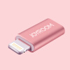 купить Машина Music Hall Micro USB Adapter компании Apple Lightning адаптер Apple, превратить телефонные данные / зарядный кабель преобра недорого