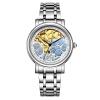 Рено (Rarone) серии Сон механических часов женские формы красного пояса 8670038019548 рено rarone серии сон механических часов женские формы красного пояса 8670038019548