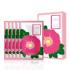 Fang джи розы знакомства маска 5 штук (косметика розы масло податливой и влажный успокаивающий увлажняющий) все цены