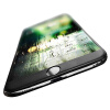 Матовая сторона черная пленка раза Si (Baseus) iPhone7 / 6S / 6 закаленное стекло мембраны пленка 7 Apple / HD экрана телефона заставки пленка для фар черная