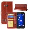 GANGXUN HTC U11 Корпус PU Кожаный флип-лоток для карт памяти HTC U11 свеча q20pr u11 применяемость
