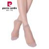 Пьер Кардин лодка носки короткие чулки женщины 6 двойной загруженной высокой эластичности через хрусталь хлопок носки носки коричневые униформы PC22125-706X6