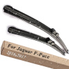Wiper Blades for Jaguar F-Pace 26&19 Fit Push Button Arms 2016 2017 wiper blades for range rover l322 vogue hse 26