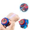 Rong июня (RONGJUN) MP8285 Трансформаторы Optimus Prime проектор часы детский мультфильм электронные часы детей водонепроницаемый проектор игрушка браслет rong lin