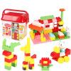 Bain Ши (beiens) строительные блоки образовательные игрушки детские бой вставленные Разнообразие магнитный стержень 39 блоков строительных машин набор 6969-7