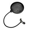 Гибкий микрофон Studio Wind Screen Pop Filter Mask Shield  studio mini microfone professional microphone mic wind screen pop filter for koraoke video singing recording cover mask shield
