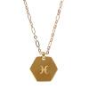 SURPRESA V Zodiac Necklace Plated Golden Pendant Constellation Necklace Astrology Choker surpresa v diffusers