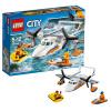 все цены на Lego City Series 5 до 12 лет спасательных самолетов старых морского 60164 LEGO игрушка строительных блоки для детей онлайн