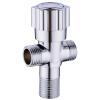 BSITN Бостон угловой клапан вся медная ванна в двусторонний угловой клапан туалет ловушку клапана 4 символов точек одной точке две воды B506 запорный клапан