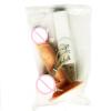 Thierry гибкий реалистичный 16,5 см фаллоимитатор с крепкой присоской, цвет плоти, дополнительная вибрация, фаллоимитатор 5 с присоской