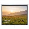 HONXIN 84 дюймов 4: 3 Экран проекционный экран экран экран ручной замок проектор проектор проекционный экран ткани эффективные дели 50490 84 дюймов стентированы 4 3 проекционный экран проектор экран экран экран проектор проектор белый