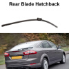 Front & Rear Wiper Blades for Ford Mondeo Mk4 26&19 Fit Push Button Arms 2007 2008 2009 2010 2011 2012 2013 2014 car rear trunk security shield cargo cover for jeep compass 2007 2008 2009 2010 2011 high qualit auto accessories
