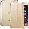купить Миллиард цветов (ESR) Apple IPAD Pro 9,7 Yingcun защитной крышки / оболочка тонкой мягкой подставки бездействующая кожа три раз цвета рамки Ю Ю шампанский золотого цвет серия онлайн