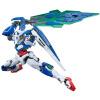 Bandai (BANDAI) Up Gundam Spelling Собранная модель Игрушка RG 21 1/144 00Q Quantum Gundam 0206312 bandai bandai gundam model sd q version bb 309 sangokuden wu yong bian xiahou yuan battle
