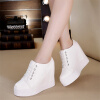 OUDINIAO Sports and Leisure Shoes European and American fashion within the small white shoes the white guard