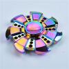 Fidget Spinner Toy Stress Reducer Нержавеющая сталь с высокой скоростью вращения Идеально подходит для беспокойства Взрослые и дет