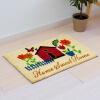 Европа Юн Чул Индийские ковры импортирован кокосовые ковер коттедж дверь сад дом участок куплю дом или коттедж в солотче
