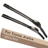 Wiper Blades for Toyota Avalon XX40 26&18 Fit Hook Arms 2013 2014 2015 2016 wiper blades for toyota prius 26