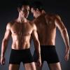купить Мужчины купальники Классический шаблон Плюс размер XXX мужские купальники Большой большой человек Купальники дешево
