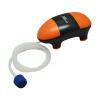 Год-Атман аквариума кислородом насос кислород насос аквариум аквариум аэратор насос немой кислород насос оксигенации насос с газовой трубы камень с двумя отверстиями 3.5W
