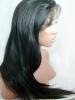 Glueless Full Lace Human Hair Wigs Unprocessed Brazilian Straight For Black Women brazilian straight human hair wigs