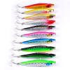 1PC Pencil Fishing Lures 10cm-3.94 /17g-0.6oz Искусственная приманка 6 # Высокочастотные крючки Bionic 3D Eyes Bass Baits 10 Colors Jigging Baits