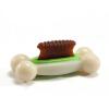 IST (EETOYS) нейлон маленькая собака игрушки карта еды посуда кости карты режутся зубки кольца