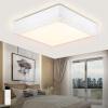 NVC светодиодный потолочный светильник Promise Diversion Modern Simple Bedroom Study Lamp 40W EJXK1284