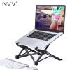 NVV N-W1 Складной портативный кронштейн для ноутбука Подъемная подставка Подставка для планшета для планшета для Apple Millet складывающаяся подставка для ноутбука подходит для ноутбука планшета а также для теплоотводящей подставки под ноутбук