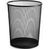 Yi создают простой стильный портативный бытовой мусор баррель уборка офиса круглый мусор YZ-GB101