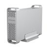 YottaMaster D25-Mini-алюминий 2,5 дюйма SATA3.0 USB3.0 HDD Enclosure серийного ноутбук хранение жесткого диска поддержка сиденье 4TB жесткого диск серебро usb 3 0 2 5 notebook sata hdd enclosure black