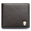Мексиканский пугало бизнеса моды мужской бумажник короткий бумажник мужчины бумажник сечение коровьей MXD30523M-03930 Black бумажник sarlqe q1224