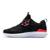 Джордан мужские кроссовки, мода дышащий спорта и досуга обувь XM4570218 простой черный / блестящий красный 39 manitobah унты tall gatherer mukluk мужские черный