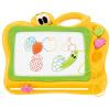 Qi Fun (QIQUTOYS) 936A цвет магнитная доска для рисования магнитная таблетка негабаритных детская Sketchpad WordPad ребенок Мэн Департамент мультфильм граффити инструменты рисования Sketchpad фрукты