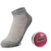 Пантеон путешествия переносные одноразовые носки мужчины и женщины спрессованные носки товары для путешествий женские модели короткие короткие серые