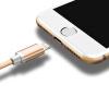 Зеленое яблоко с MFi сертификации кабель данных / зарядное устройство USB кабель для зарядки телефона линии линии электропередачи поддерживает iphone5s / 6s / 7 Plus / SE / Ipad 1 Ми 30587 Тиран золото mk original mfi сертифицирован для iphone кабель usb upgrade 1 м короткая быстрая зарядка usb кабель для iphone 6s 6 плюс 5 5s mfi