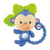 Фишер (Fisher Price) обезьяны животное Зия красочные пластиковые погремушки группы Y6584 fisher price деревянная найди животное