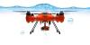 Elegance / Swellpro водонепроницаемый UVA всплеск беспилотный 3 рыболовных / спасения / аэрофотосъемки, пульт дрон swellpro водонепроницаемые fpv беспилотный авто версия