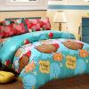 купить AVIVI набор 4 штуки постельные принадлежности 100% хлопок натяжная простыня недорого