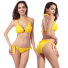 Купальники мини-Ruffled Top и Bottom Sexi Фото Оптовая продажа женских бикини