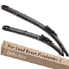 Wiper Blades for Land Rover Freelander 2 L359 24&20 Fit Pinch Tab Arms 2006 2007 2008 2009 2010 2011 2012 2013 2014 фаркоп aragon на land rover freelander ii 2006 e3503ba тип крюка a г в н 2300 145кг e3503ba