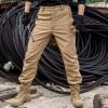FREE SOLDIER мягкой оболочки флис ткань, Мгновенное водонепроницаемый спорт тактический восхождение и пеший туризм брюки