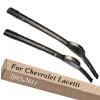 автомобильный коврик seintex 83301 chevrolet spark 2005 2010 Wiper Blades for Chevrolet Lacetti 22&19 Fit Hook Arms 2005 2006 2007 2008 2009 2010 2011
