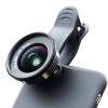 Chong Le (cherllo) 039H телефон Lens Wide / Macro / CPL черный костюм Apple, iphone проса Huawei Универсальный HD SLR камеры внешняя камера автоспуска universal 3 in 1 0 67x wide macro lens 180 degrees fish eye lens for cellphone silver