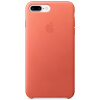 Apple, iPhone 7 Plus Кожаный чехол - герань цвет MQ5H2FE / A смартфон apple iphone 7 plus 32gb mnqm2ru a черный